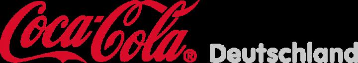 Logo Coca Cola Deutschland