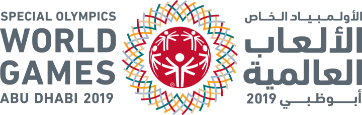 Logo Special Olympics World Games 2019